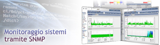 Monitoraggio dei sistemi tramite SNMP