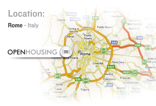 La Server Farm di OpenHousing presso Interoute, Roma.